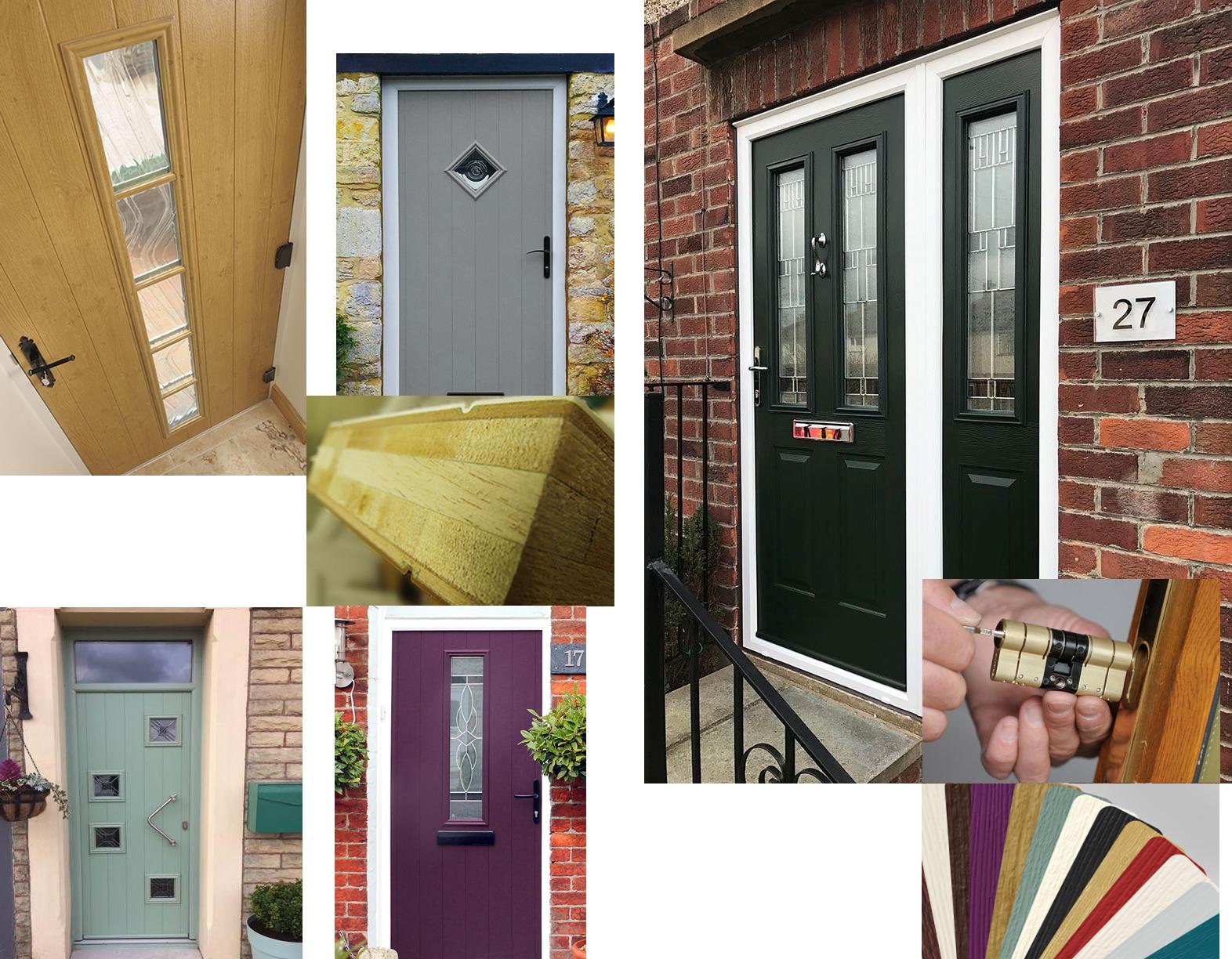 Boston Trade Frames - Composite Doors & Composite Doors - Boston Trade Frames